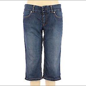 Escada Sport  Denim Crop Jeans